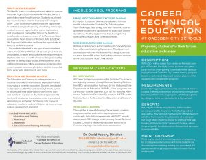 GCS_CareerTechEd_Brochure